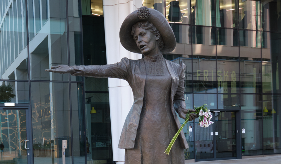 How Emmeline Pankhurst Shaped The Suffragette Movement And Became A Manchester Icon