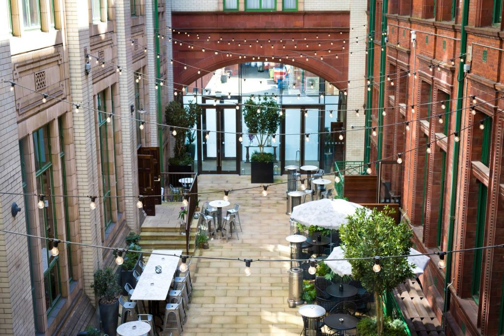 The Refuge Is Opening A Brand New Outdoor Summer Terrace For Us To Enjoy This Spring
