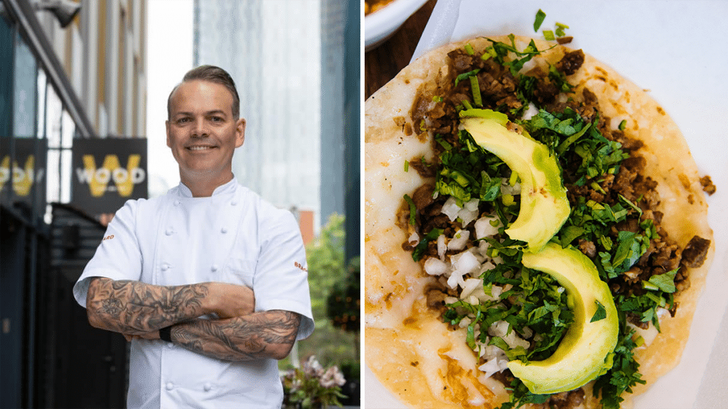 Simon Wood Is Launching A Taco & Tequila Terrace At His Restaurant In Manchester