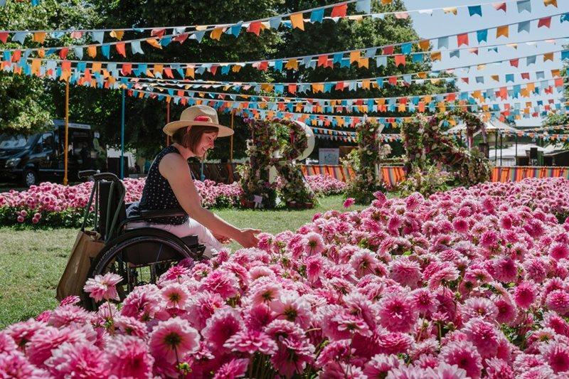Tatton Park's Blooming Beautiful RHS Flower Show Will Return This Summer
