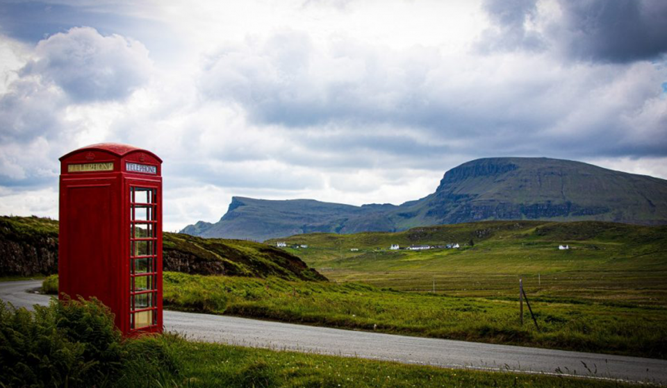 You Can Buy A Manchester Telephone Box For £1 And It Will Be Transformed For A Good Cause