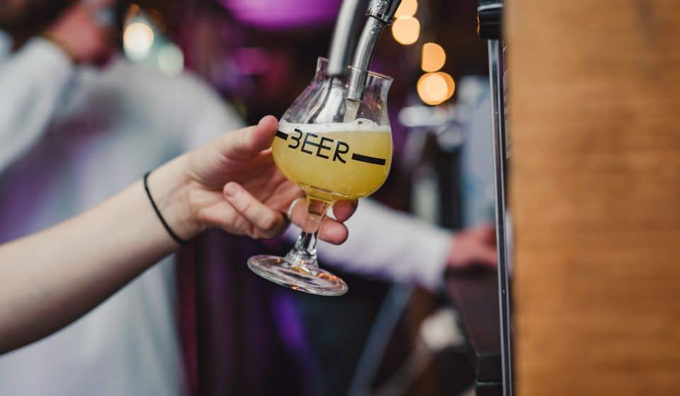 A Boozy Festival Especially For Craft Beer Fans Is Coming To Manchester