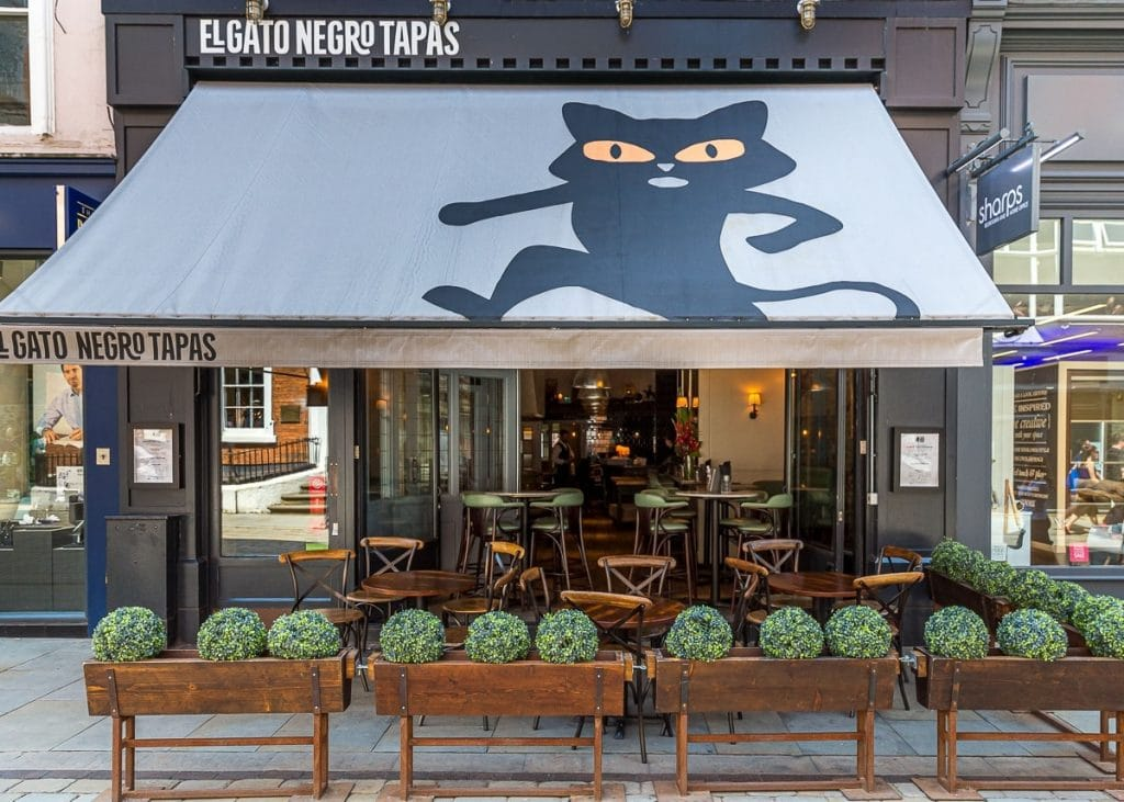 Enjoy 'Tapas On The Terrace' This Summer At One Of Manchester's Favourite Spanish Restaurants