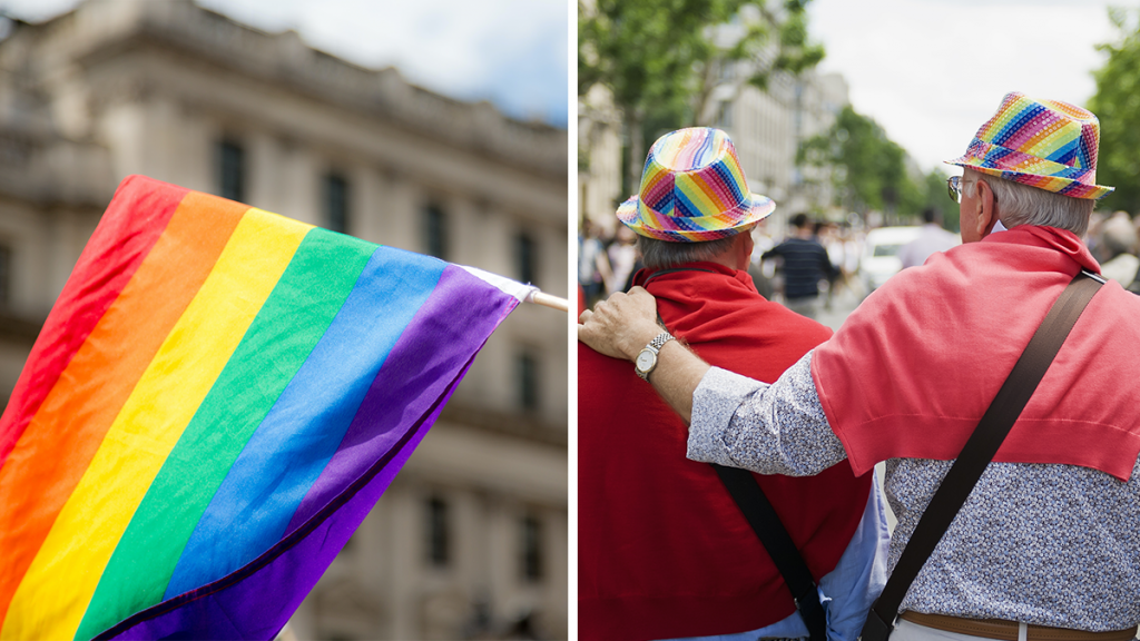 A First Of It's Kind Purpose-Built LGBTQ+ Housing Scheme Is Opening In Manchester