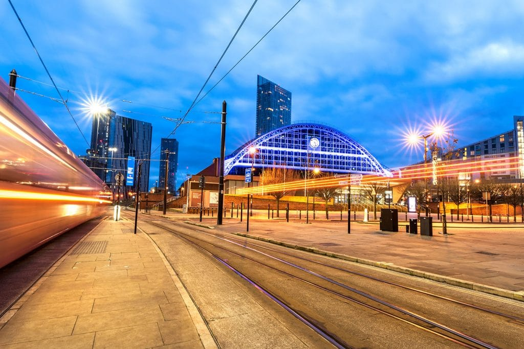 Manchester Has Been Named The 'Safest City To Live' In The UK