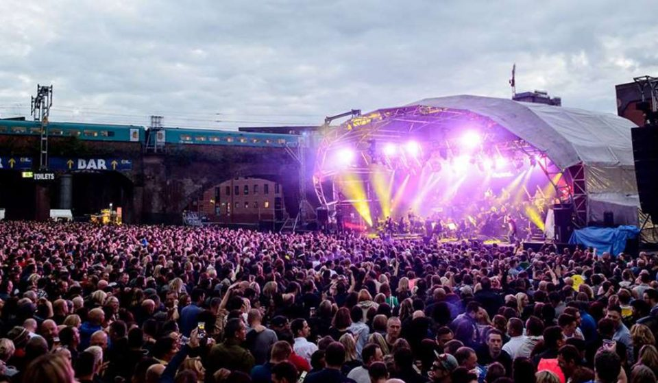 Lewis Capaldi, The Streets & More To Headline 'Sounds Of The City' In Manchester This Year