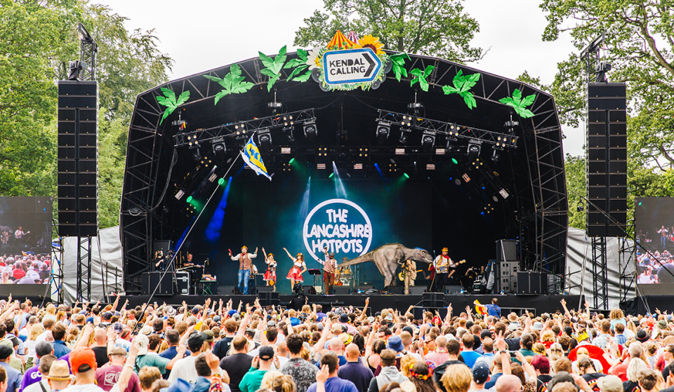 Kendal Calling Is Returning For 2021 With A Seriously Impressive Line-Up