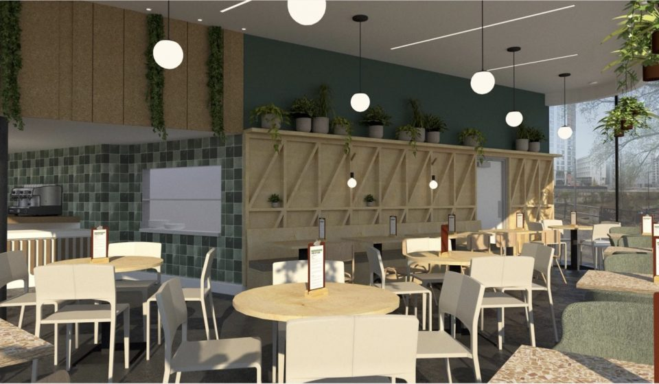 A 'Food Waste Cafe' That Champions Sustainable Food Is Set To Open In Manchester