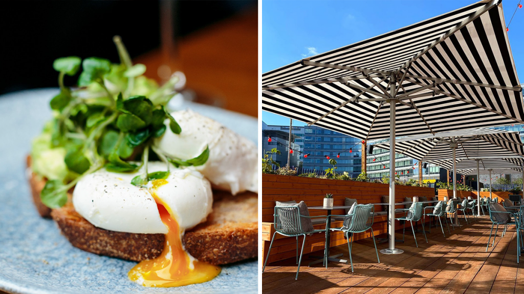 13 Of The Best Al Fresco Brunches To Try In The Manchester Sunshine