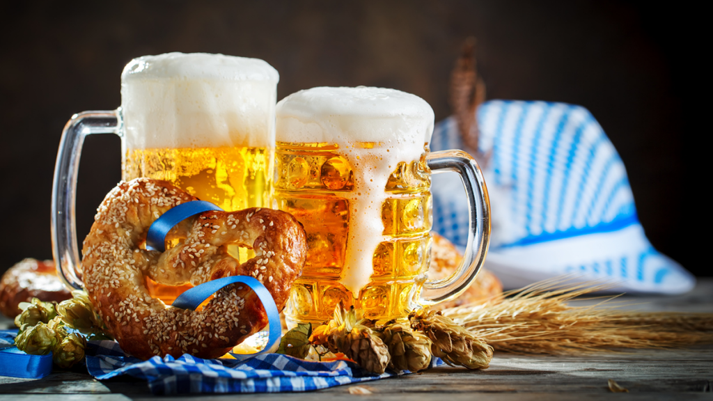Enjoy Steins And Brats At Manchester's Very Own 'Manctoberfest' Party