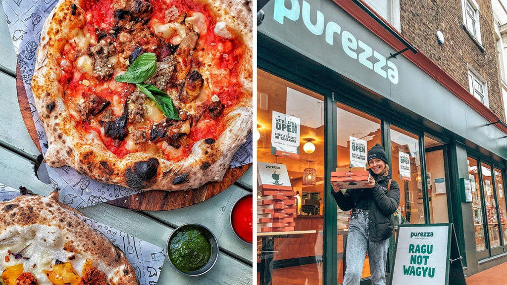 The UK's First Ever Vegan Pizzeria Is Opening A Restaurant In Manchester This Week