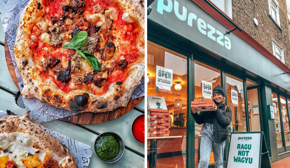 The UK's First Ever Vegan Pizzeria Is Opening A New Restaurant In Manchester City Centre