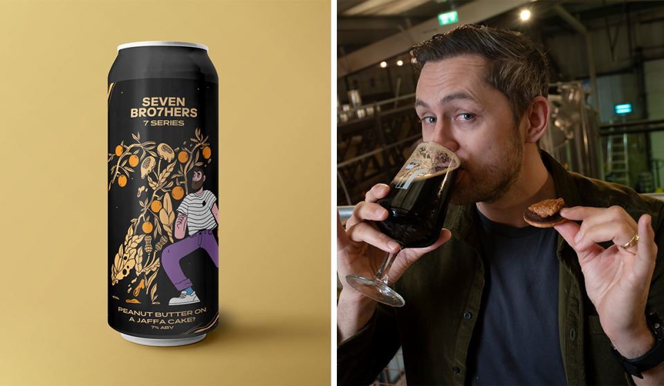 This Manchester Brewery Has Created A Peanut Butter Jaffa Cake Beer & It Sounds Weirdly Good