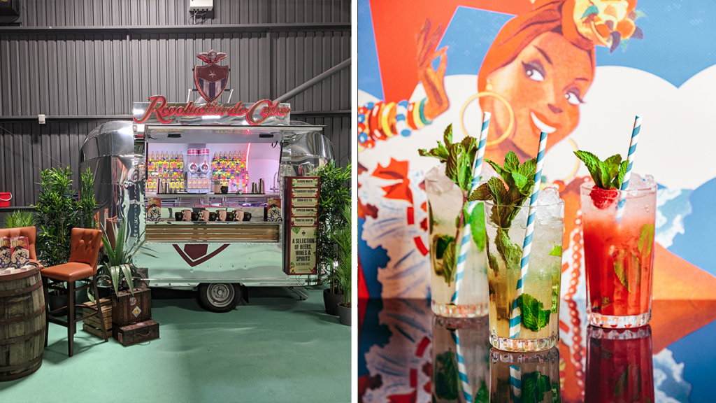 A Pop-Up 'Daiq Shack' Serving Cocktails And Latin Vibes Is Coming To Deansgate