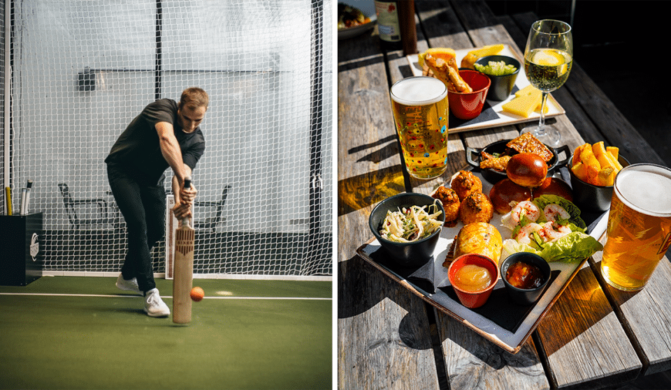 Manchester's Excellent New Cricket Bar Will Have You Bowled Over