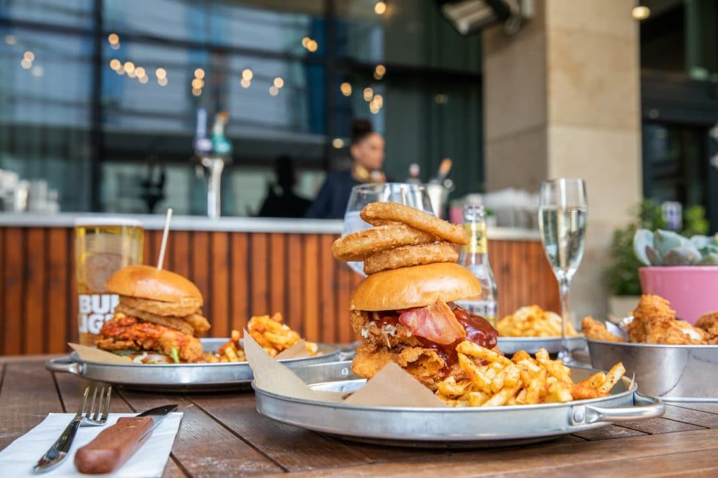 A Brand New Canalside Bar Serving Al Fresco Burgers & Vegan Grub Has Opened In Manchester