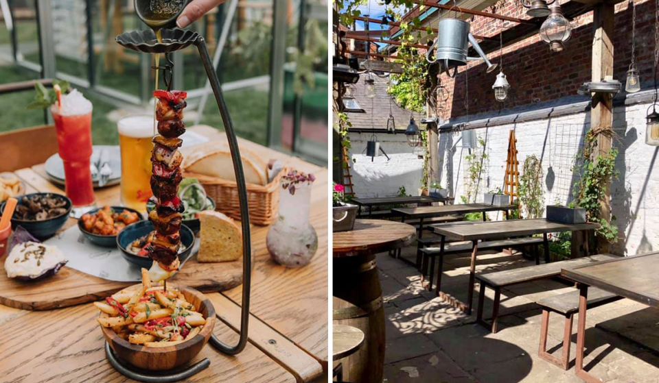 This Stunning 'Secret Garden' Is Reopening In Alderley Edge Just In Time For The Bank Holiday