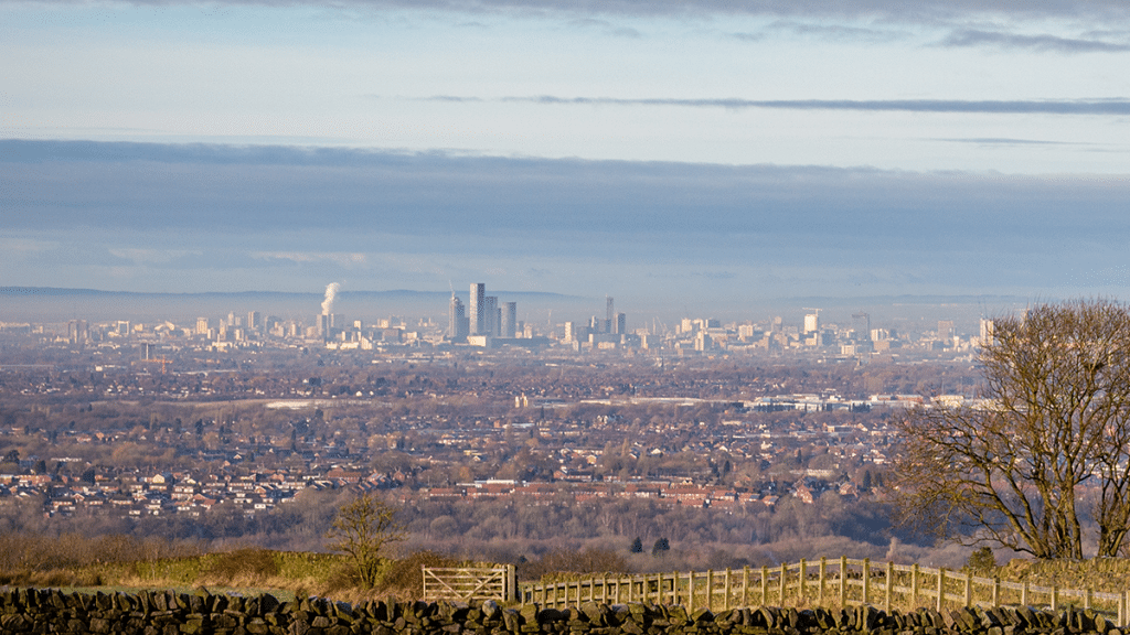 See The City In A Whole New Light At This Peaceful Nature Spot In Greater Manchester