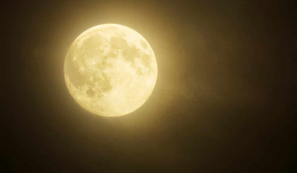 A Glorious Supermoon Will Shine Over Manchester Tonight