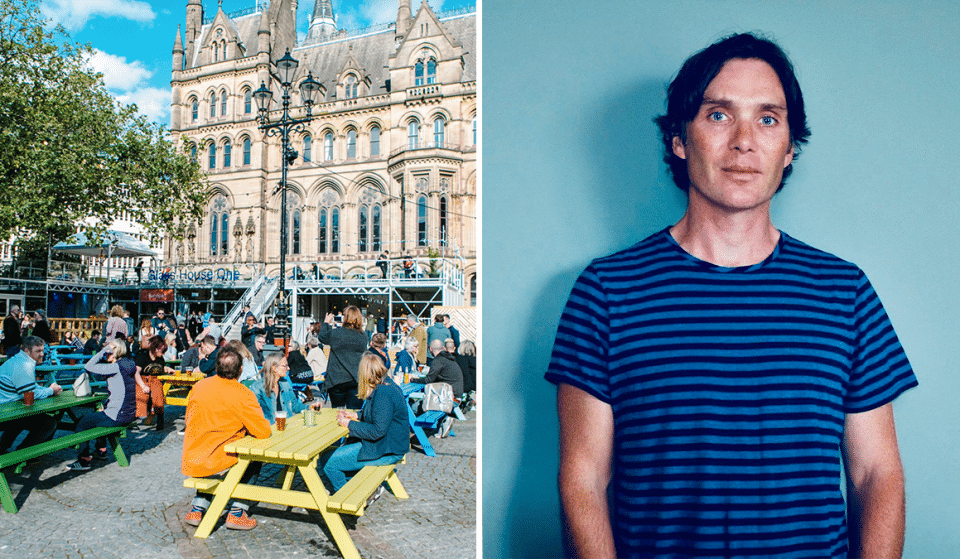Manchester International Festival Returns This Week With A Huge Line-Up, Including Cillian Murphy