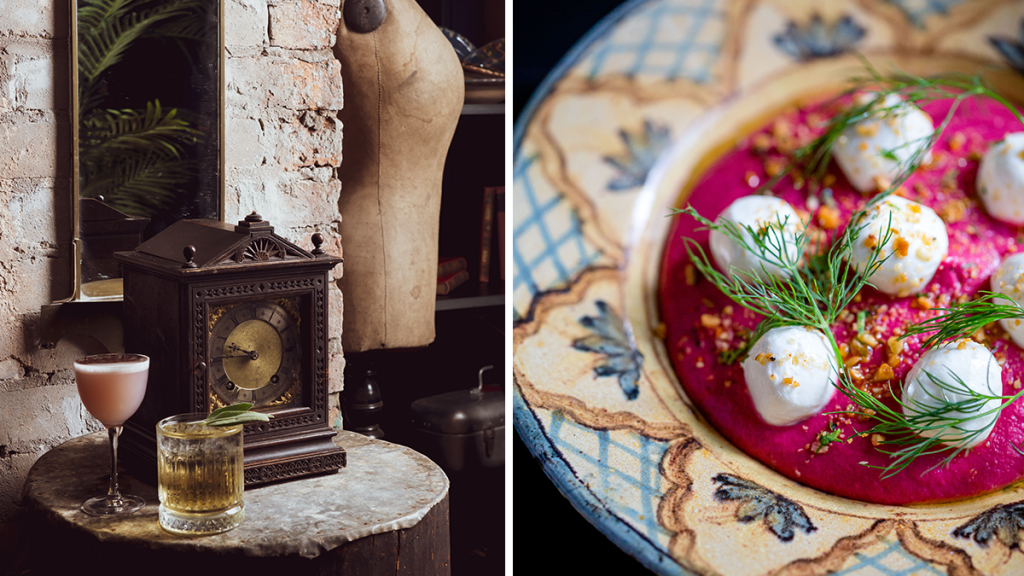 A Brand New Middle Eastern Restaurant With Live Music & Late Night Drinks Is Opening This Week