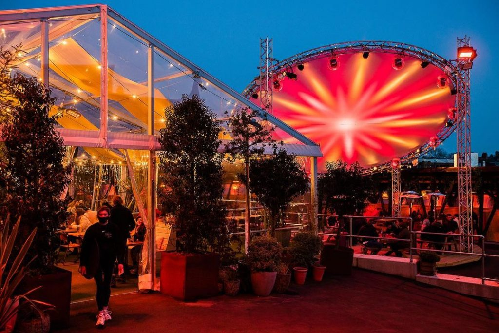 14 Cosy And Covered Outdoor Terraces To Try This Weekend In Manchester