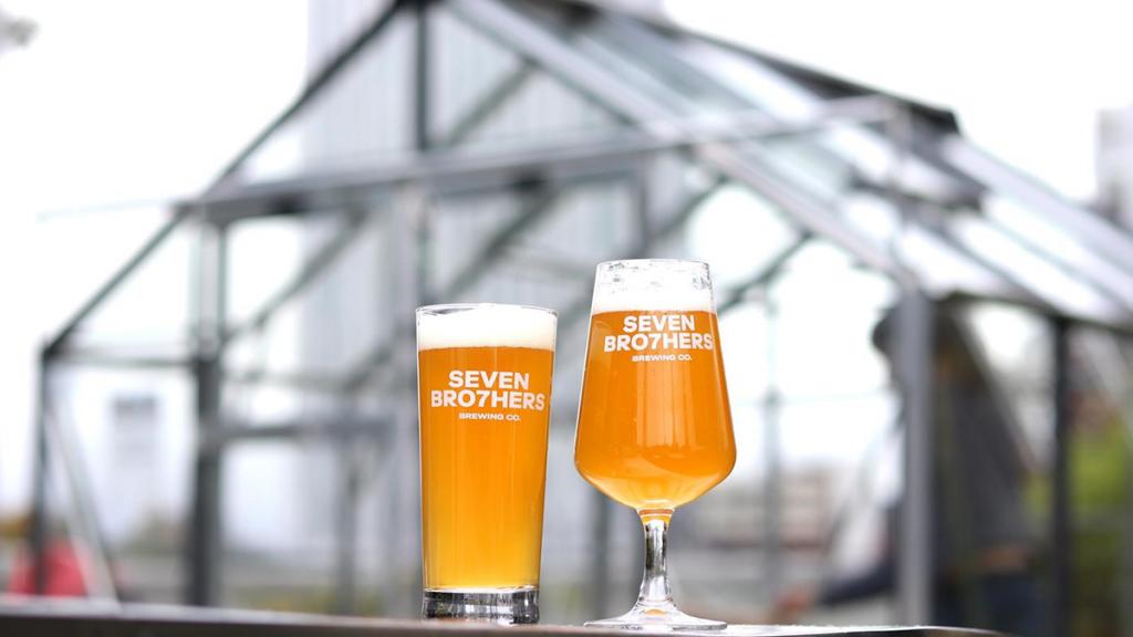Seven Bro7hers' Brand New Beerhouse In MediaCityUK Is Officially Open