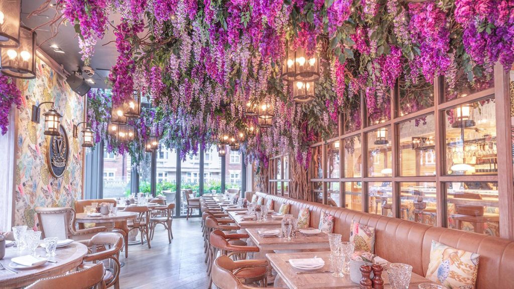 12 Of The Prettiest Manchester Restaurants For Dreamy Autumn Dinner Dates