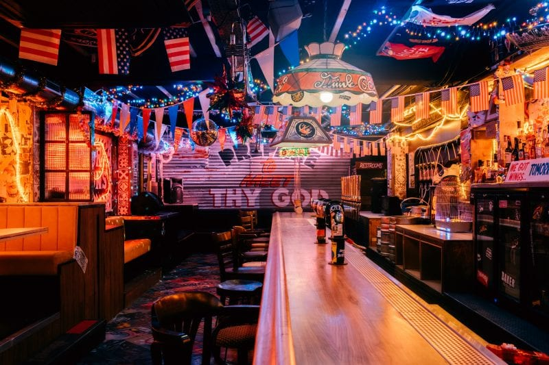 A Cool New Cocktail Bar, Underground Dive Bar & Rooftop Cinema Is Coming To The NQ