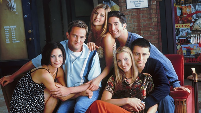 'Friends' Reunion Confirmed To Air In The UK This Month