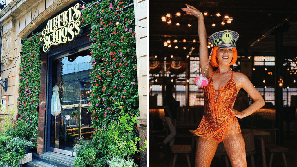 Albert's Schloss Is Back With A Summer Makeover And Seven Days Of Shows And Events