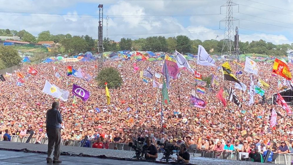 Glastonbury Festival To Return In September For A One-Day Event With A 50,000 Capacity