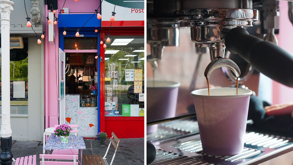 The Didsbury Cupboard That's Been Completely Transformed Into Manchester's Smallest Coffee Shop & Bar