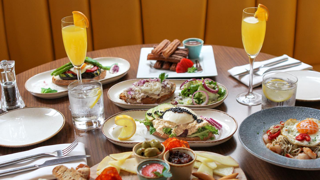 The Spanish Bottomless Brunch Bringing Tapas And Endless Cava To Manchester