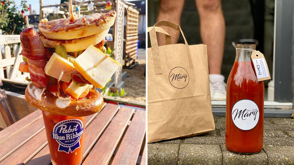A Stacked Bloody Mary Delivery Service Exists In Manchester And It's A Hangover Saviour