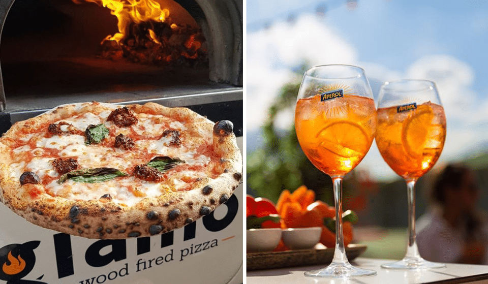 A Wonderful Italian Food And Drink Festival Is Coming To Manchester This Summer