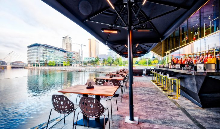 11 Of The Most Wonderful Waterside Bars & Restaurants In And Around Manchester