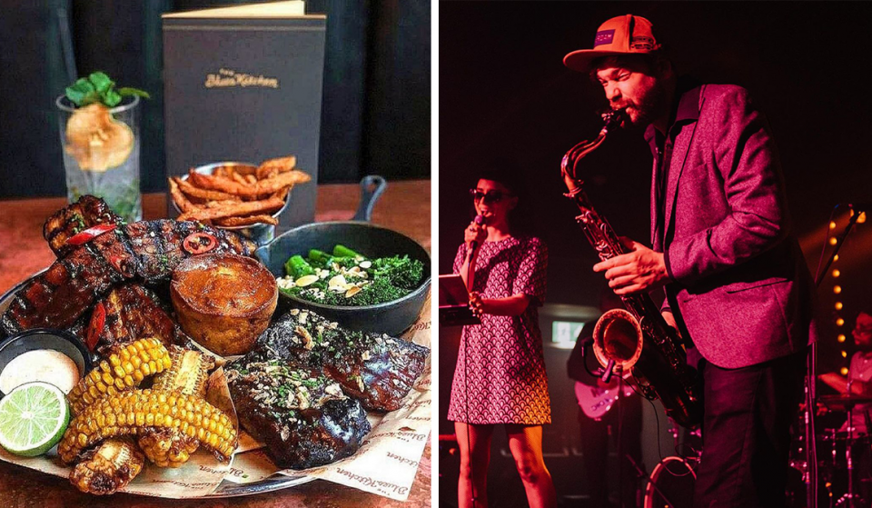 The Atmospheric Bar & Live Music Venue Throwing It Right Back To A 1920's New Orleans
