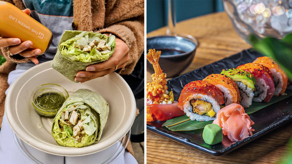8 Of The Best Places To Eat In Manchester When You're On A Health Kick