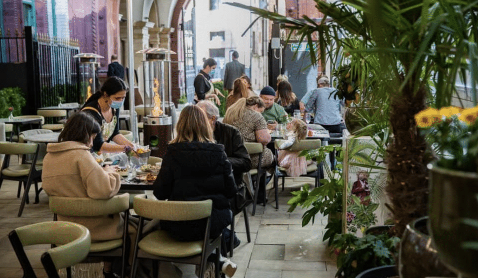 7 Of The Best Indoor And Outdoor Spots For Cocktails In Manchester