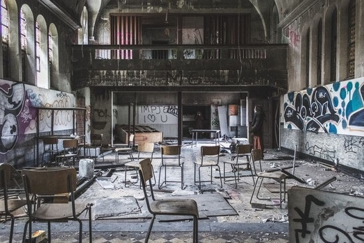 A Murder Mystery In A Haunted Building Is Coming To Manchester This Autumn