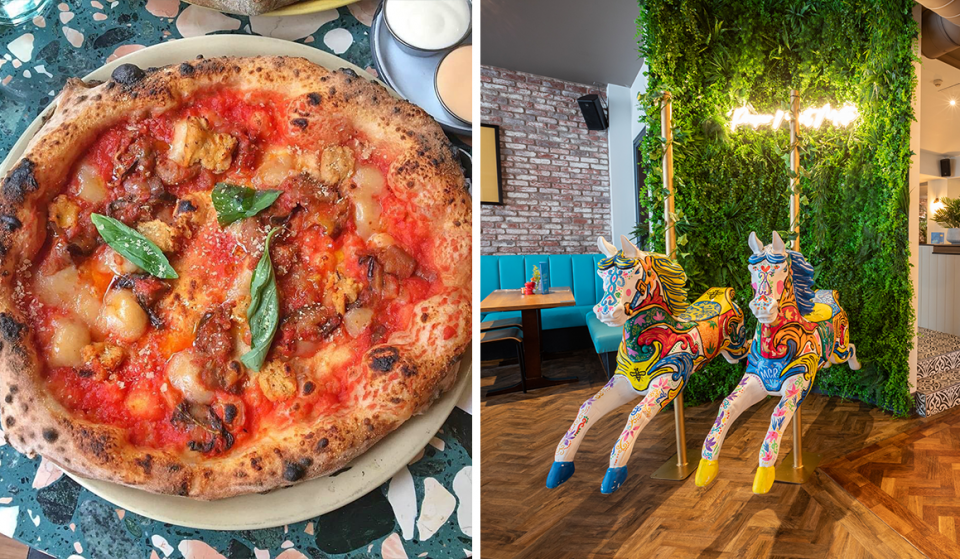 12 Of The Best New Restaurants To Try This July In Manchester