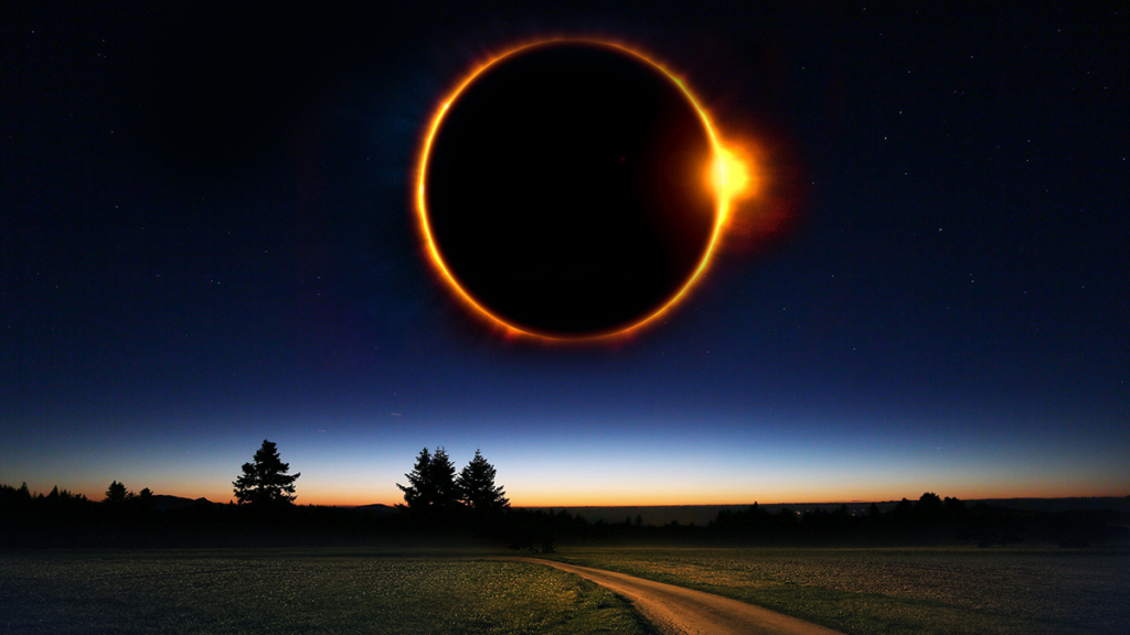 A 'Ring Of Fire' Solar Eclipse Will Grace The Manchester Skies This Week