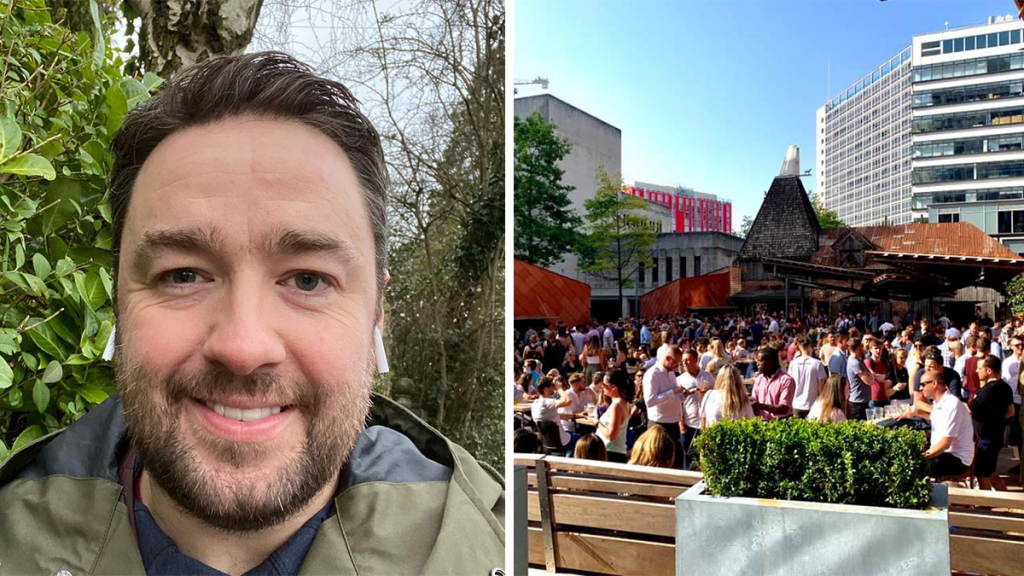 Jason Manford To Play An Intimate Gig At The Oast House For Cancer Research UK