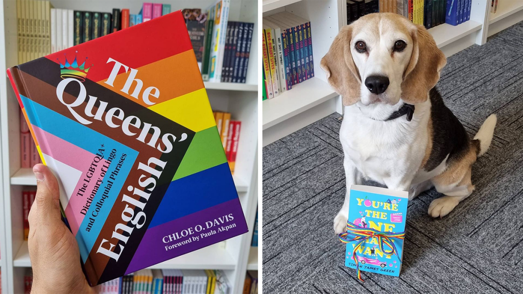 The Proud, Manchester-Born Bookshop That's Here To Champion Queer Literature