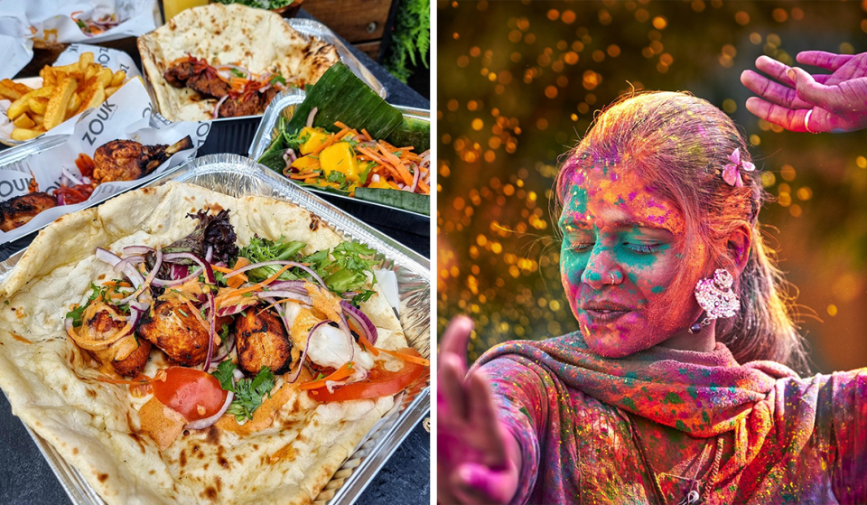 An Indian Summer Festival Is Coming To Cheshire This Summer With Food, Drinks And Entertainment