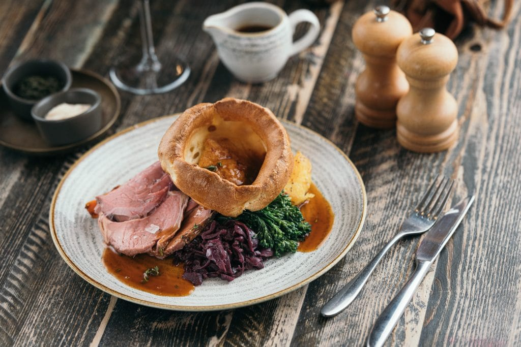 A Father's Day Bottomless Sunday Roast Is Taking Place This Weekend In Manchester