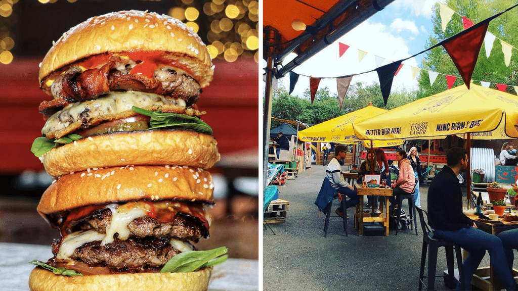 A Food Fair Dedicated To Burgers, Burgers And More Burgers Is Coming To Manchester This Weekend