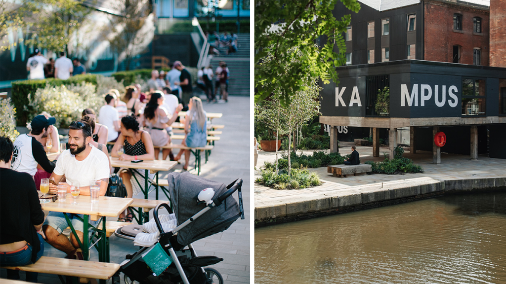 A Waterside Beer & Wine Festival With DJs And Tastings Is Coming To Manchester This Summer