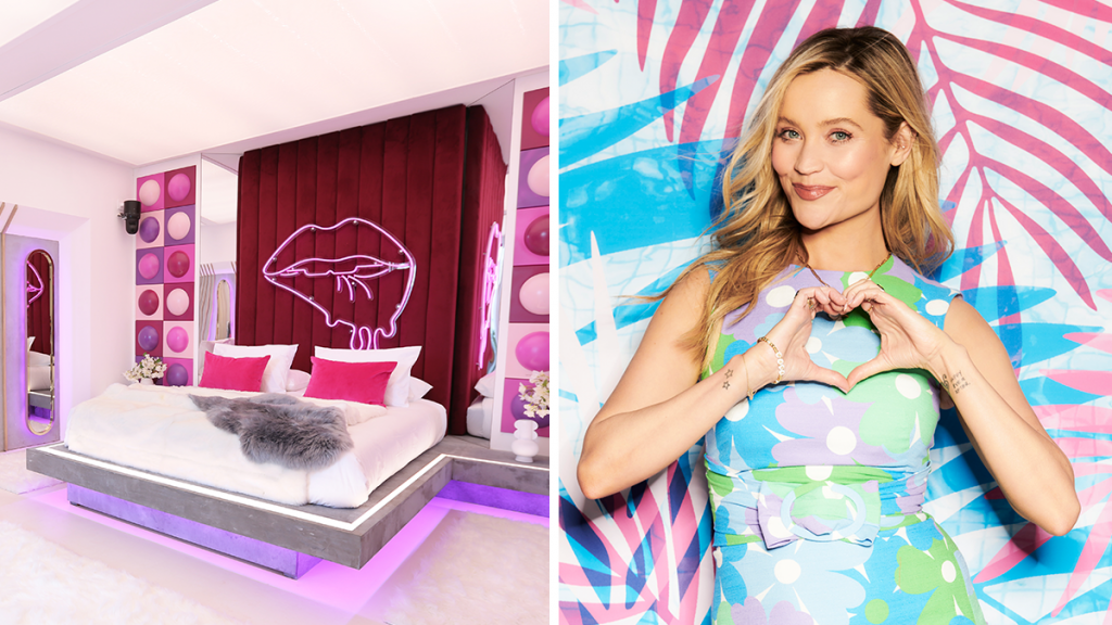 Our First Sneak Peek Of The Gorgeous New 'Love Island' Villa Is Here